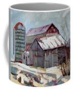 Moultons Barns Coffee Mug