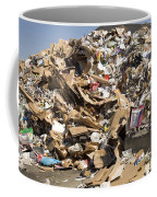 Mound Of Recyclables Coffee Mug