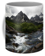 Mount Assiniboine Canada 15 Coffee Mug