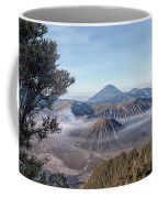Mount Bromo National Park - Java Coffee Mug