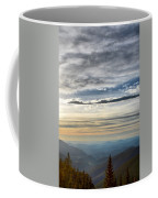 Mount Evans Painterly 1 Coffee Mug