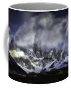 Mount Fitz Roy 6 Coffee Mug