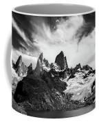 Mount Fitz Roy Coffee Mug