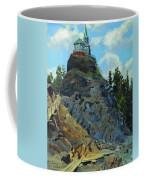 Mount Grace 1890 Apollinaris M Vasnetsov Coffee Mug
