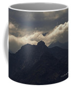 Mount Graham Mountain In Arizona Coffee Mug