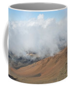 Mount Haleakala Crater Coffee Mug