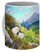Mount Hoverla Coffee Mug
