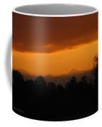 Mount Lassen 03 01 11 Coffee Mug