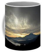 Mount Of Borneo Malaysia Coffee Mug