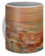 Mount Olympus Coffee Mug