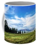 Mount Pagosa Meadow Coffee Mug