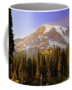 Mount Raineer 2 Coffee Mug