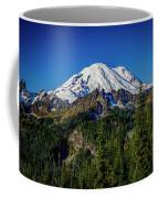 Mount Rainier - Eastside Coffee Mug