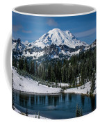 Mount Rainier - Tipsoo Lake Coffee Mug