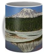 Mount Rainier Reflection Lake Coffee Mug