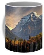 Mount Robson Coffee Mug