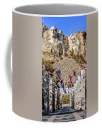 Mount Rushmore Grand View Terrace Coffee Mug