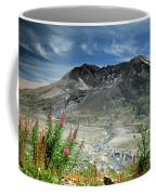 Mount Saint Helens Caldera Coffee Mug