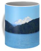 Mount Shasta And Shasta Lake Coffee Mug