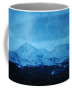 Mount Shasta Twilight Coffee Mug