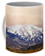 Mount Sopris Coffee Mug