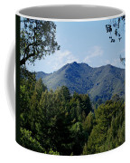 Mount Tamalpais Coffee Mug