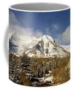 Mount Timpanogos Coffee Mug