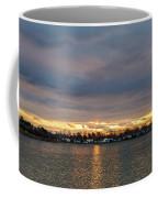 Mount Trashmore Sunrise 2 Coffee Mug