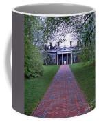 Mount Vernon 8x8 Coffee Mug