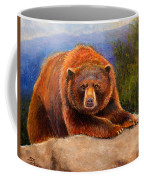 Mountain Bear Coffee Mug