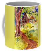 Mountain Cabin Coffee Mug
