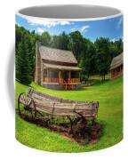 Mountain Cabin - Rural Idaho Coffee Mug