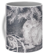 Mountain Cottontail Coffee Mug