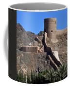 Mountain Fort Coffee Mug