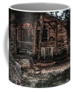 Mountain Garden Coffee Mug