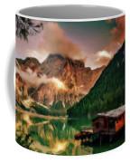 Mountain Getaway Coffee Mug
