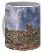 Mountain Goat Overlook Coffee Mug