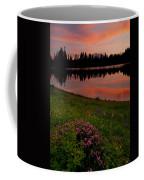 Mountain Heather Reflections Coffee Mug