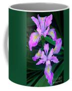 Mountain Iris In Flower California Coffee Mug