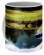 Mountain Kayak Coffee Mug