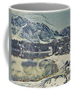 Mountain Lake, California Coffee Mug