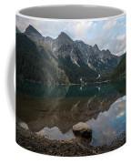 Mountain Lake Reflection Coffee Mug