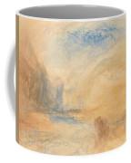 Mountain Landscape With Lake Coffee Mug