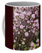 Mountain Laurel Bush Coffee Mug