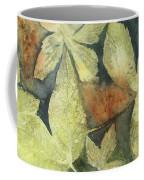 Mountain Leaves Coffee Mug