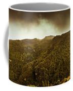 Mountain Of Trees Coffee Mug