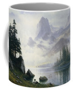 Mountain Out Of The Mist Coffee Mug