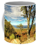 Mountain Overlook At High Point New Jersey Coffee Mug