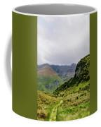 Mountain Path Vert Coffee Mug