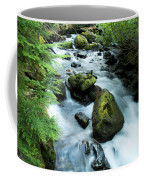 Mountain River Coffee Mug